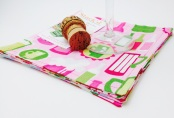 Girls Night out cloth bar napkins