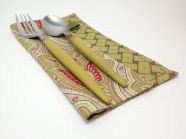 Paisly Weave Everyday Napkins | $18 set of four