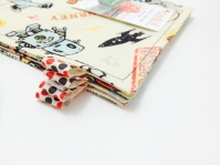 robot cloth napkins