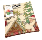 Cozy Winter Cloth Party Napkins